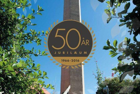 Brochure 50 år