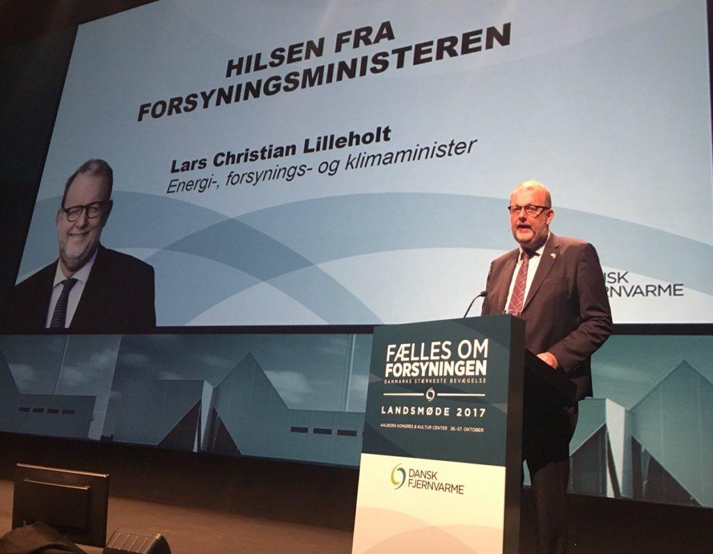 Dansk Fjernvarme - lilleholt